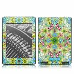 Mandala Clover Amazon Kindle Touch Skin