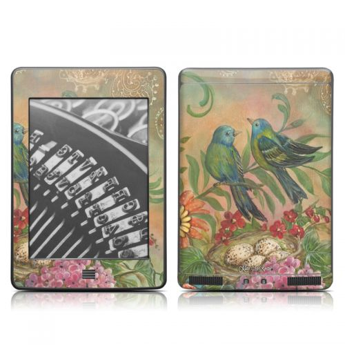 Splendid Botanical Amazon Kindle Touch Skin