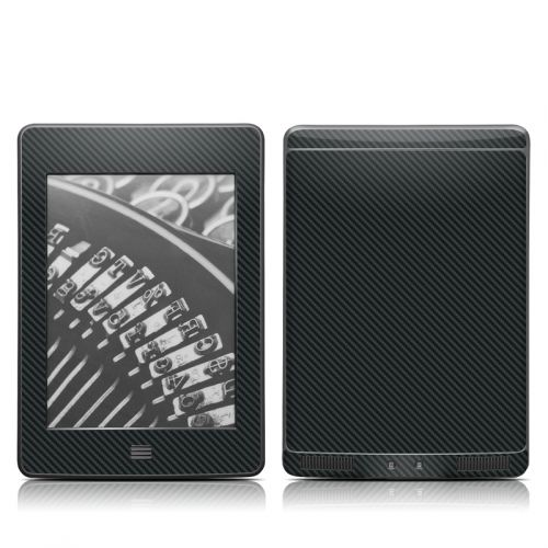 Carbon Fiber Amazon Kindle Touch Skin