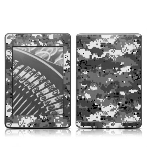 Digital Urban Camo Amazon Kindle Touch Skin