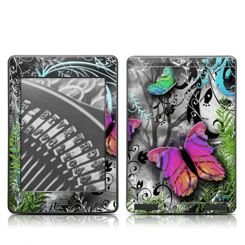 Goth Forest Amazon Kindle Touch Skin