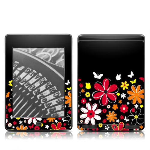 Laurie's Garden Amazon Kindle Touch Skin
