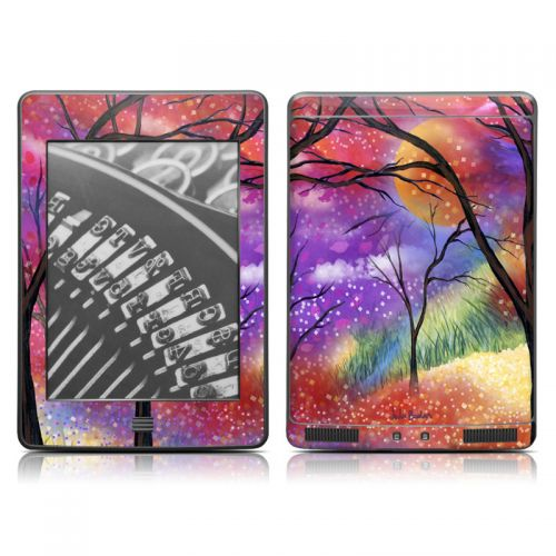 Moon Meadow Amazon Kindle Touch Skin