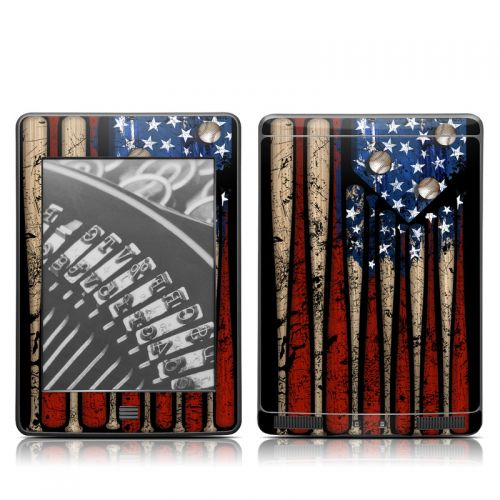 Old Glory Amazon Kindle Touch Skin