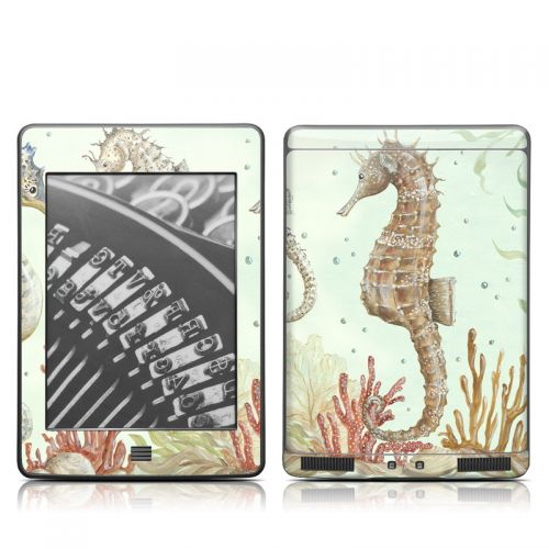 Seahorse Trio Amazon Kindle Touch Skin