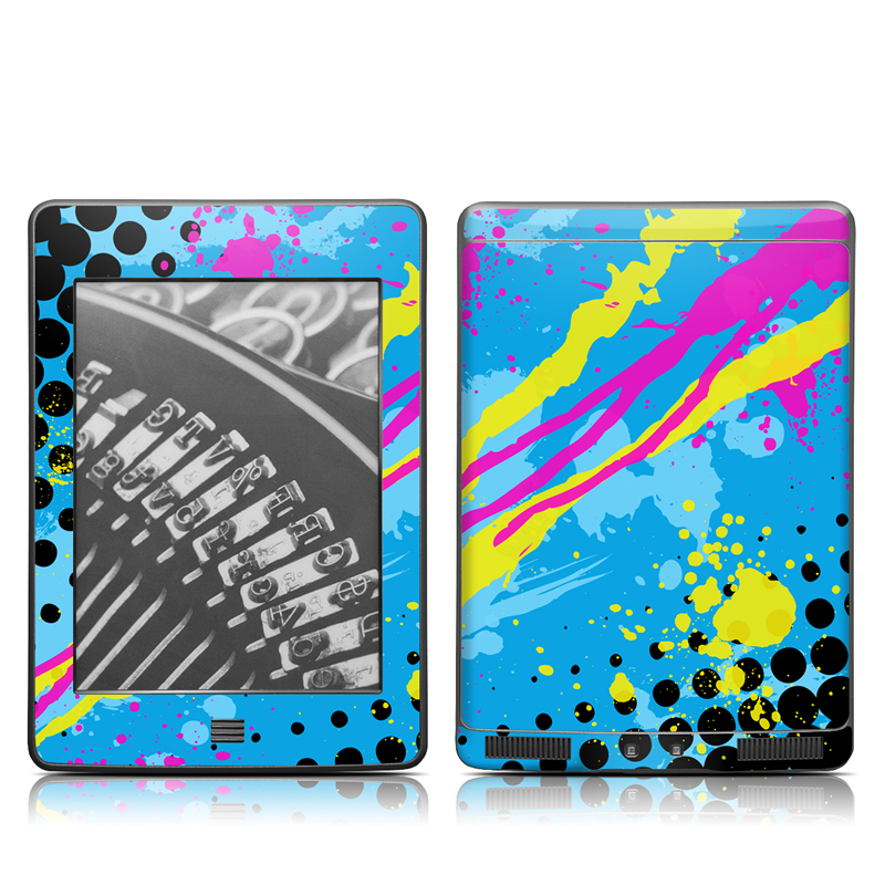 Acid Amazon Kindle Touch Skin