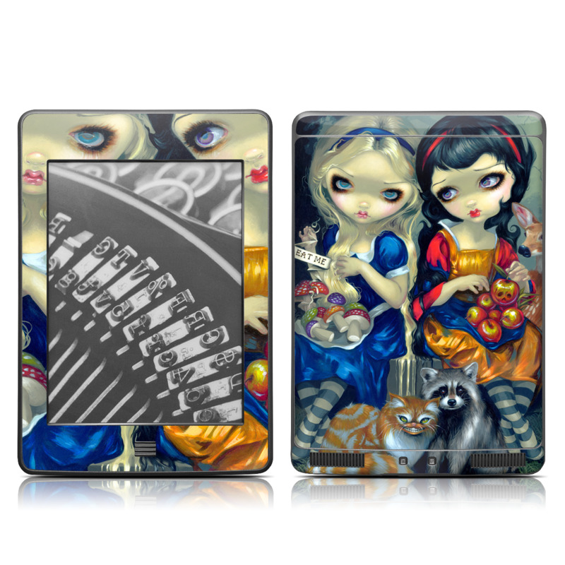 Alice & Snow White Amazon Kindle Touch Skin
