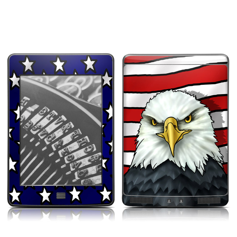 American Eagle Amazon Kindle Touch Skin