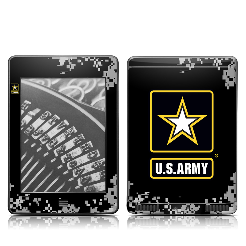 Army Pride Amazon Kindle Touch Skin