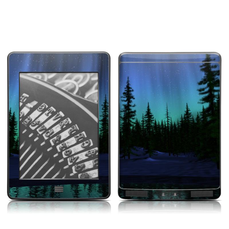 Aurora Amazon Kindle Touch Skin