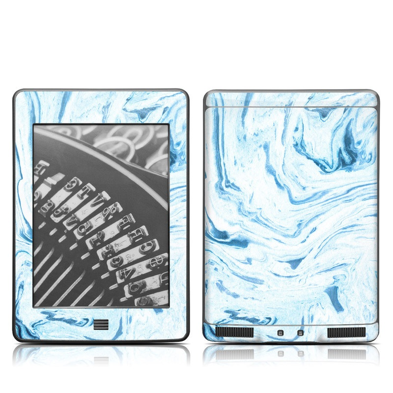 Azul Marble Amazon Kindle Touch Skin