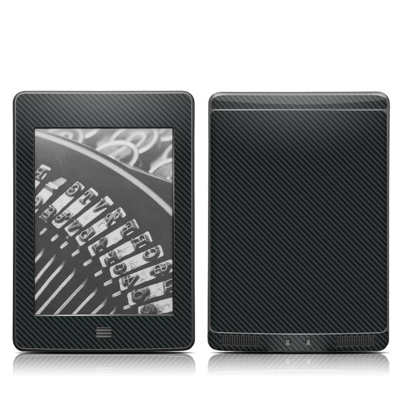 Carbon Fiber Amazon Kindle Touch Skin