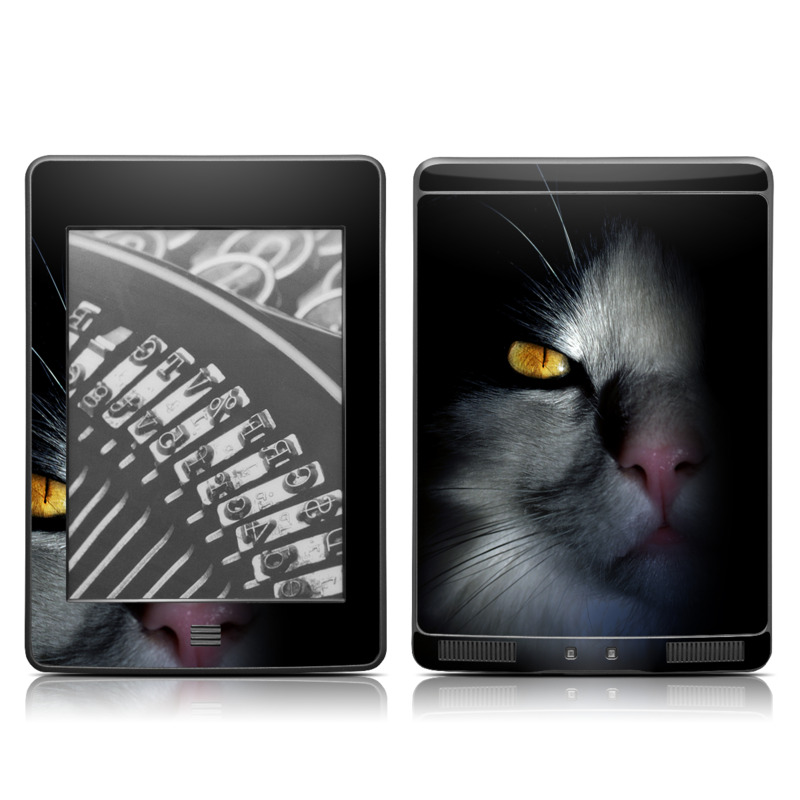Darkness Amazon Kindle Touch Skin