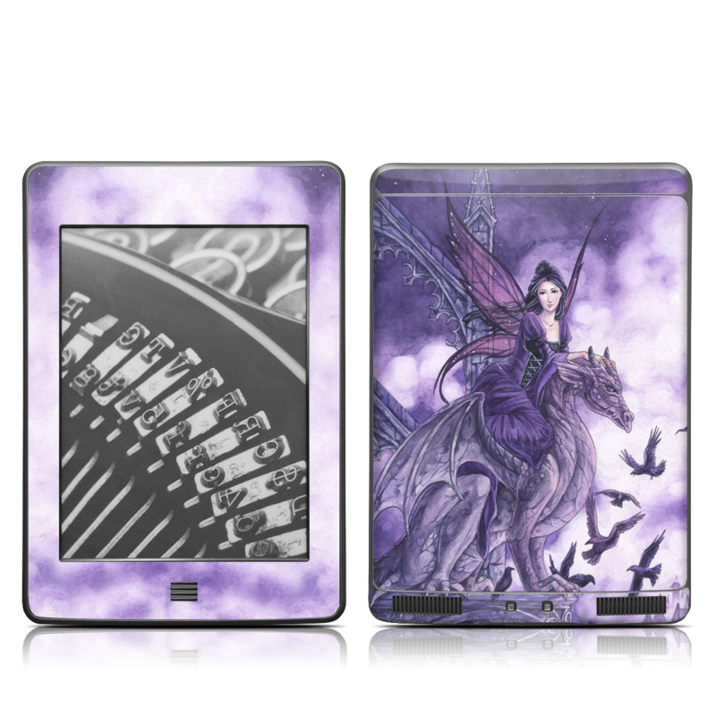 Dragon Sentinel Amazon Kindle Touch Skin