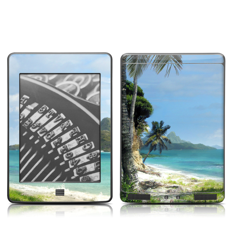 El Paradiso Amazon Kindle Touch Skin