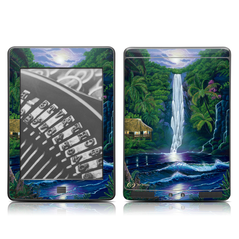 In The Falls Of Light Amazon Kindle Touch Skin