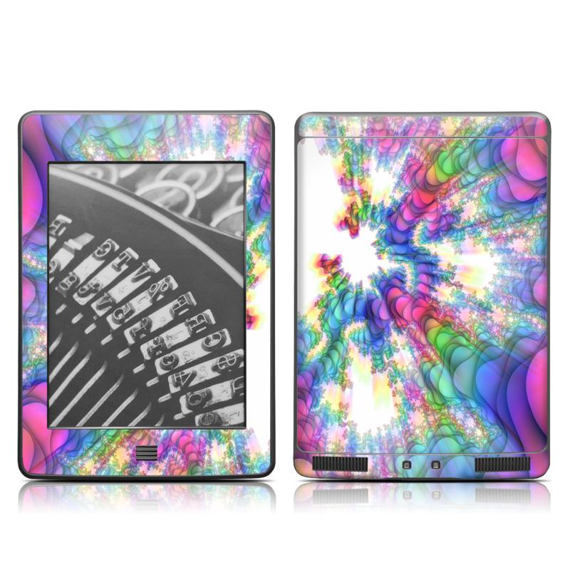 Flashback Amazon Kindle Touch Skin