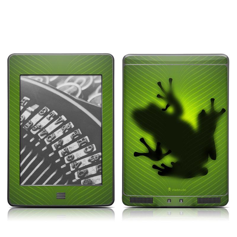 Frog Amazon Kindle Touch Skin