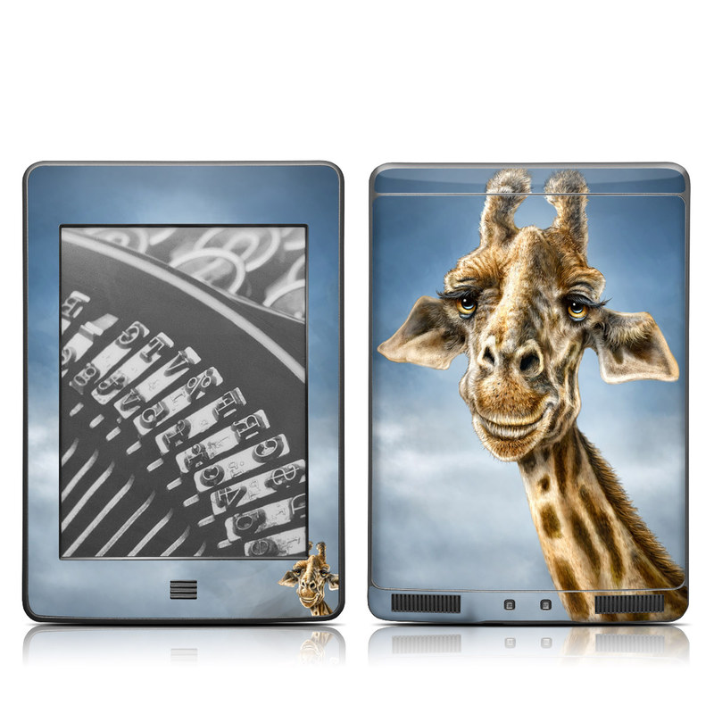 Giraffe Totem Amazon Kindle Touch Skin