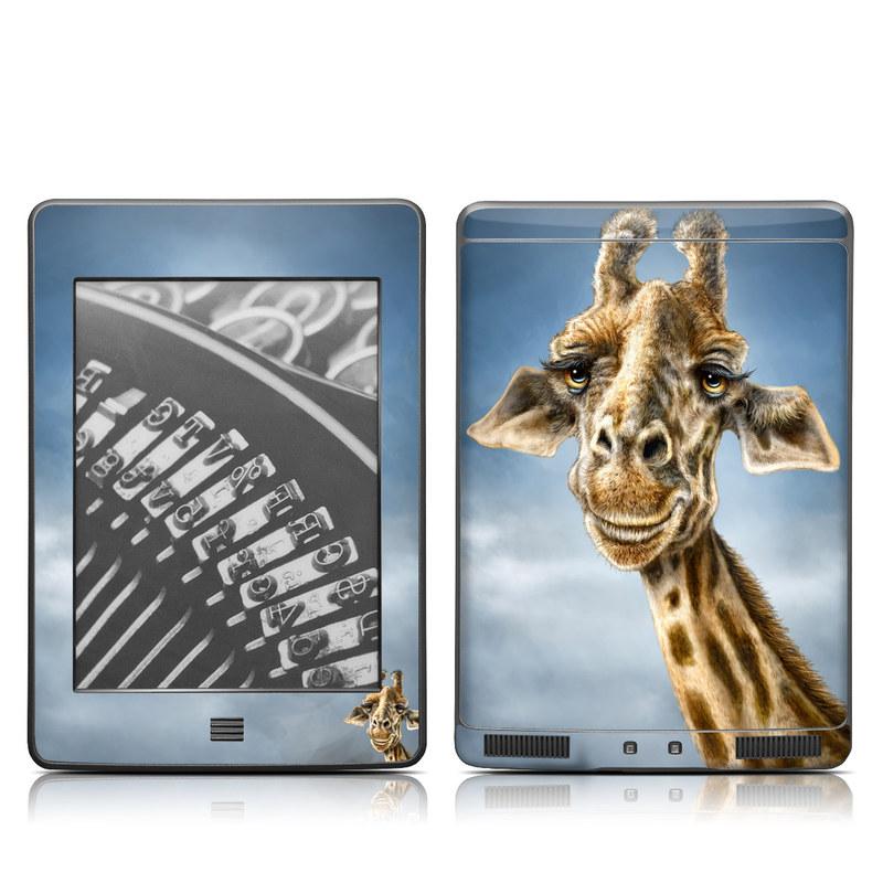 Giraffe Totem Amazon Kindle Touch Skin