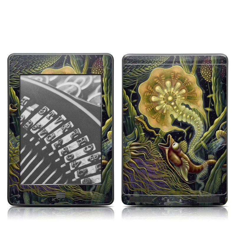 Light Creatures Amazon Kindle Touch Skin