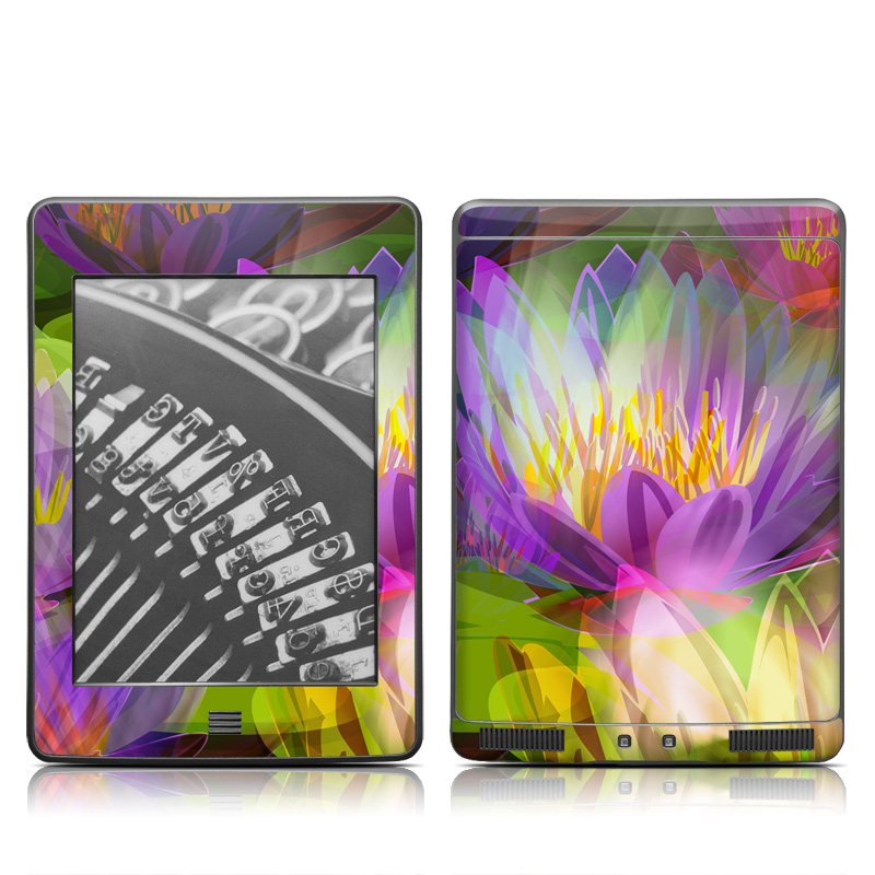 Lily Amazon Kindle Touch Skin