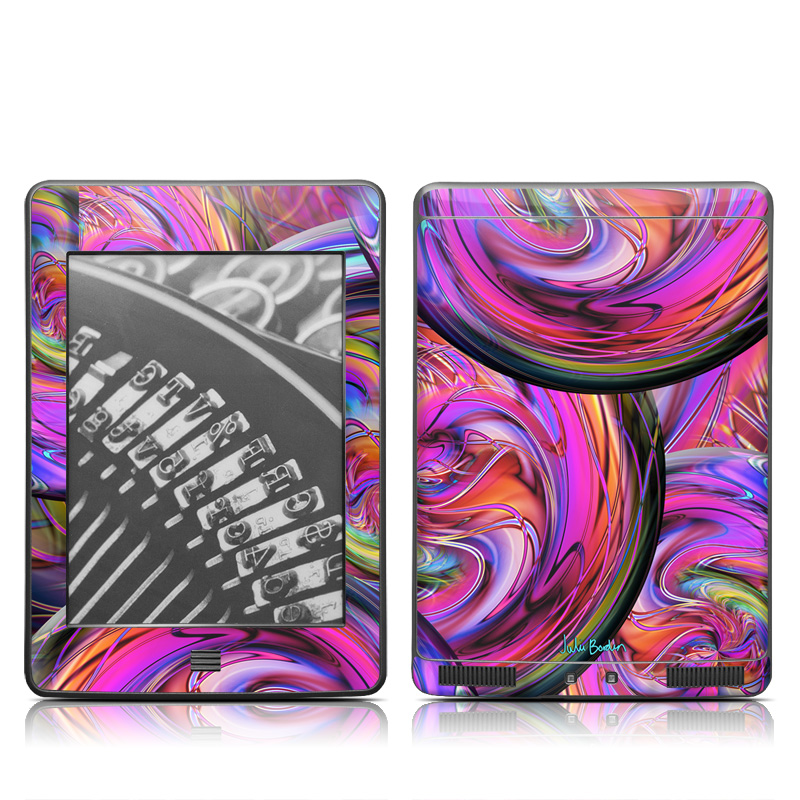 Marbles Amazon Kindle Touch Skin