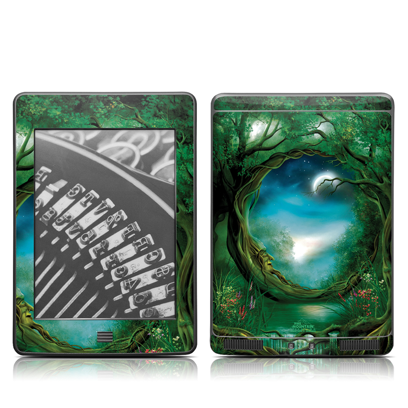 Moon Tree Amazon Kindle Touch Skin