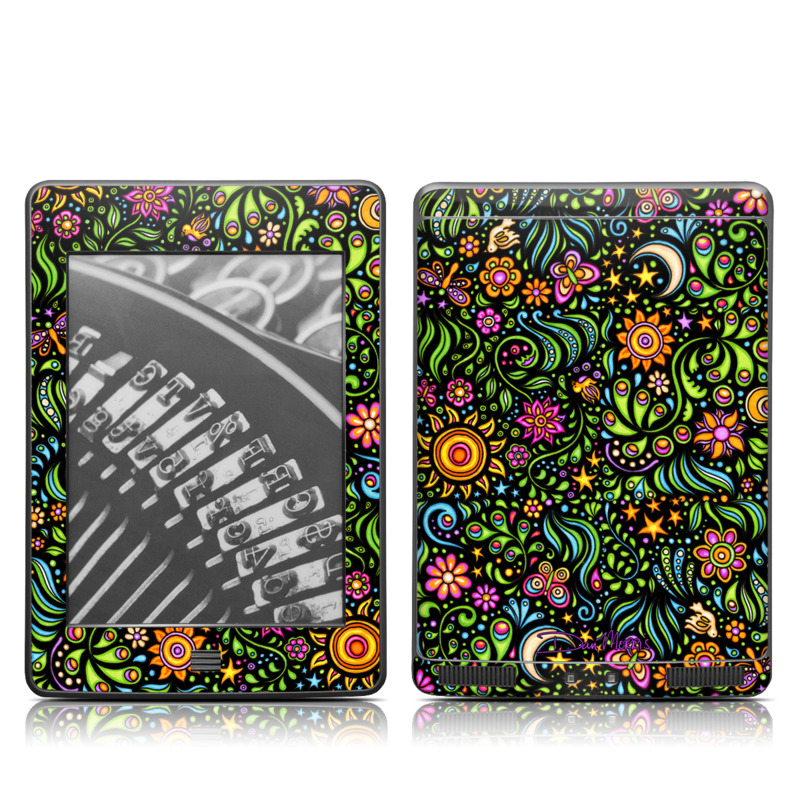 Nature Ditzy Amazon Kindle Touch Skin