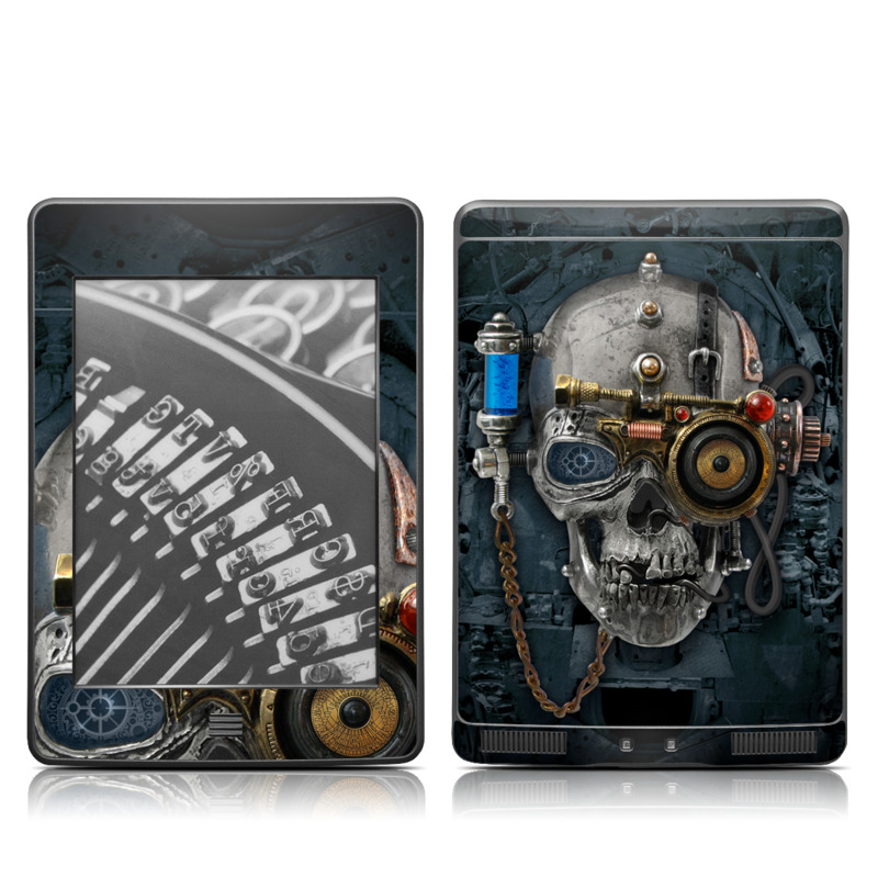 Necronaut Amazon Kindle Touch Skin