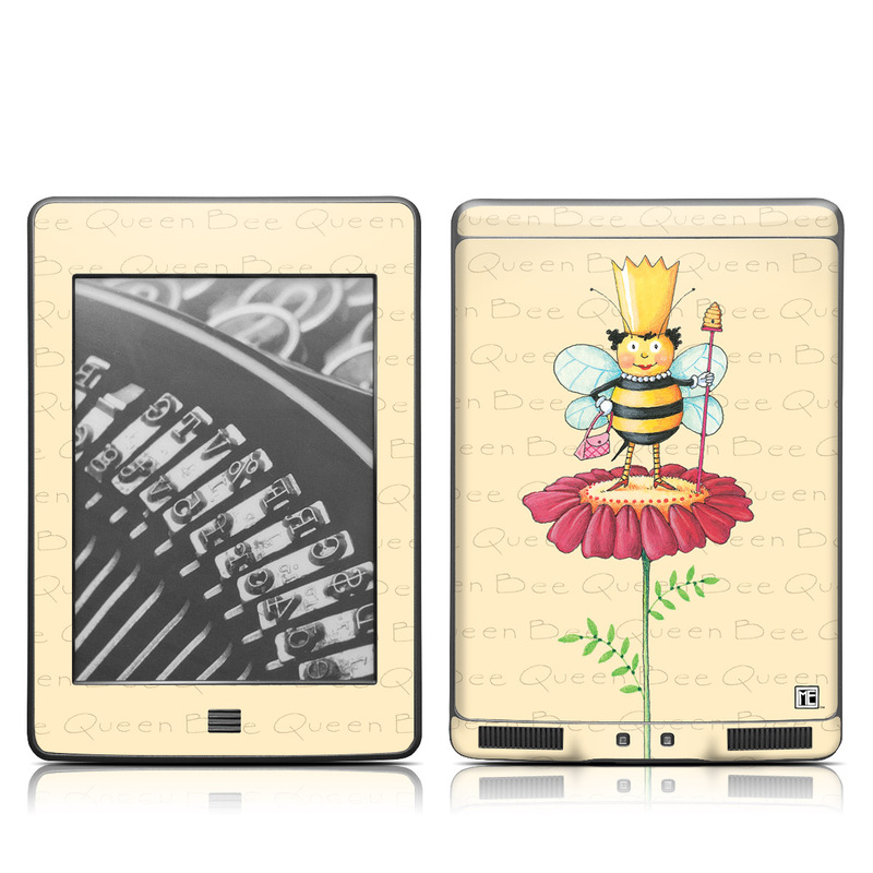 Queen Bee Amazon Kindle Touch Skin