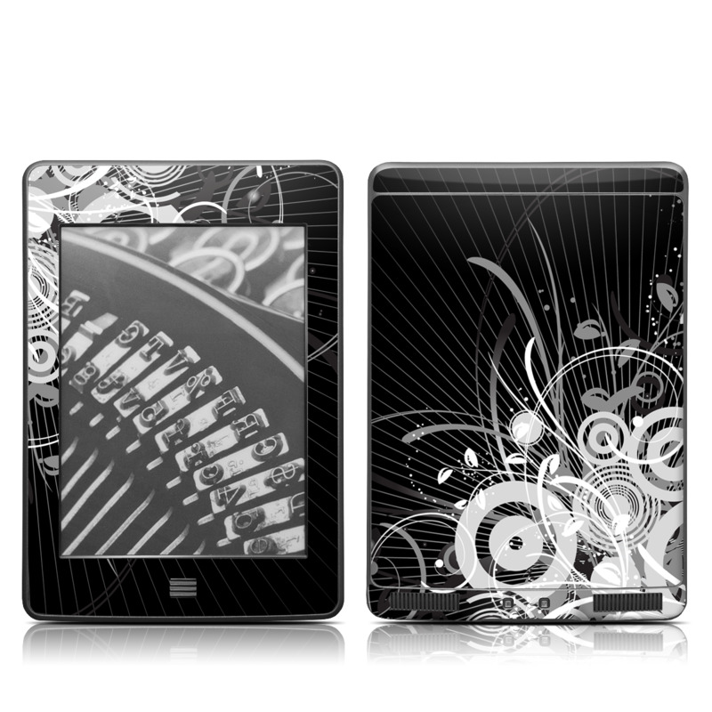 Radiosity Amazon Kindle Touch Skin