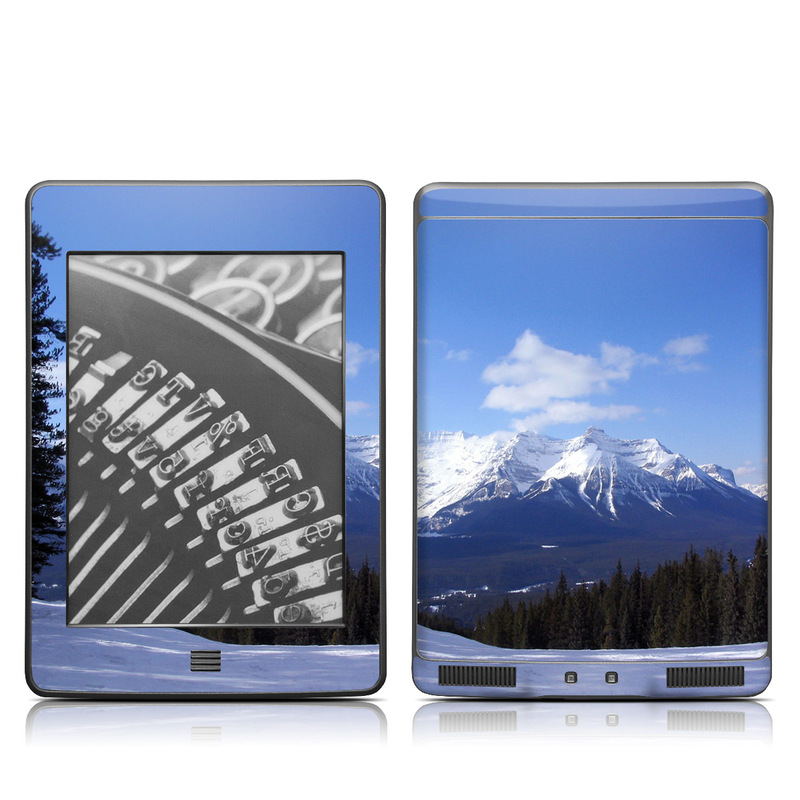 Rockies Amazon Kindle Touch Skin