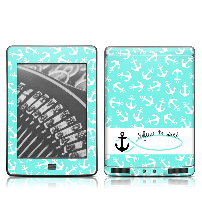Refuse to Sink Amazon Kindle Touch Skin