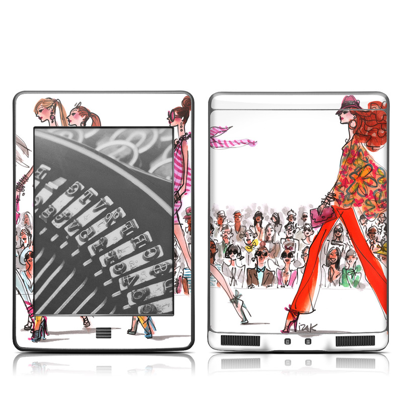 Runway Runway Amazon Kindle Touch Skin