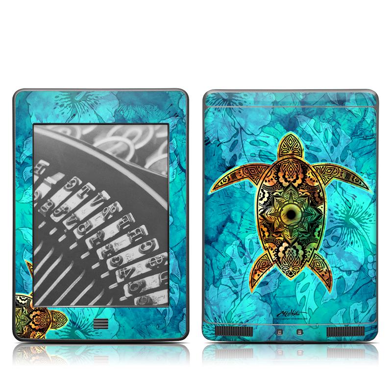 Sacred Honu Amazon Kindle Touch Skin