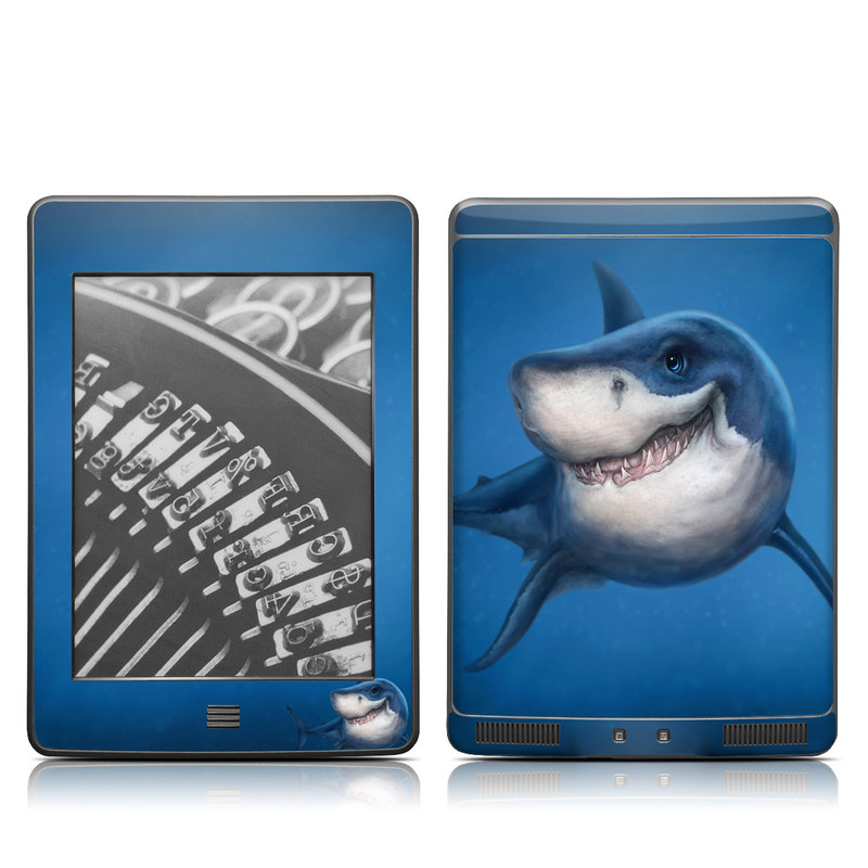 Shark Totem Amazon Kindle Touch Skin