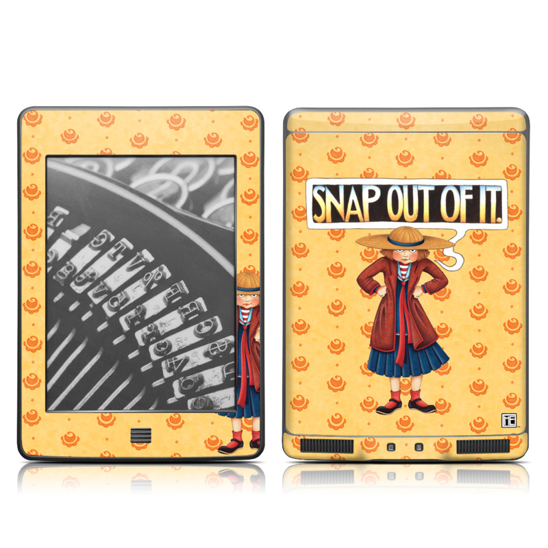 Snap Out Of It Amazon Kindle Touch Skin