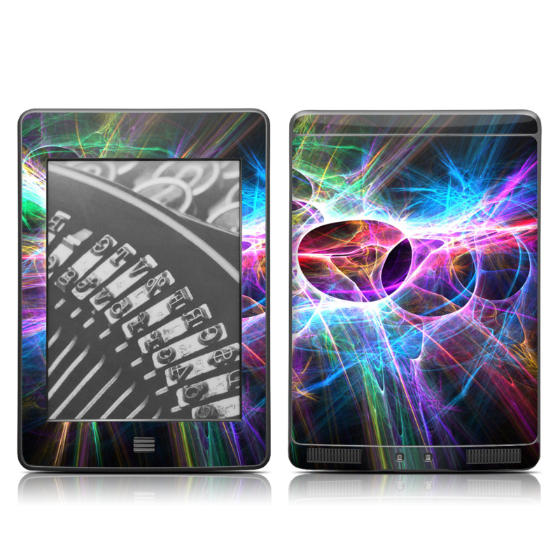 Static Discharge Amazon Kindle Touch Skin
