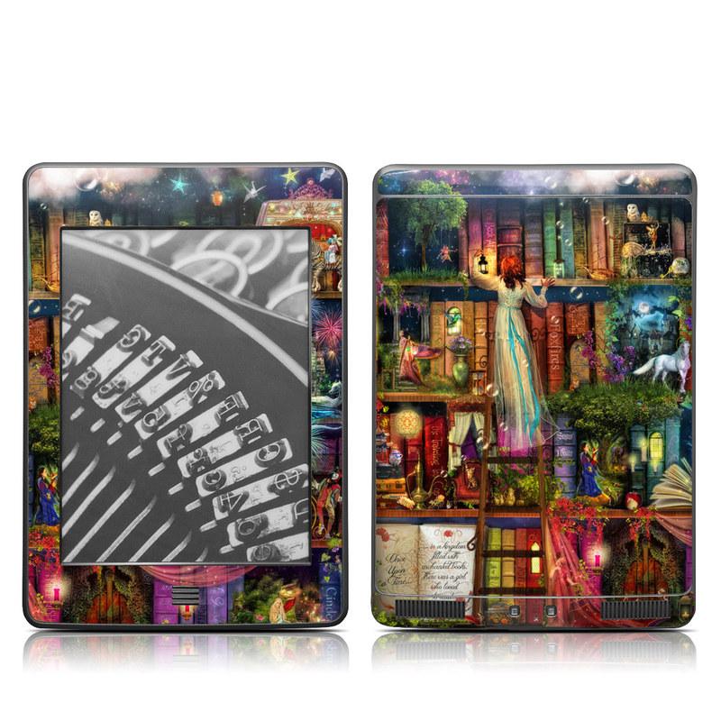 Treasure Hunt Amazon Kindle Touch Skin
