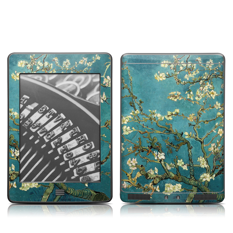 Blossoming Almond Tree Amazon Kindle Touch Skin