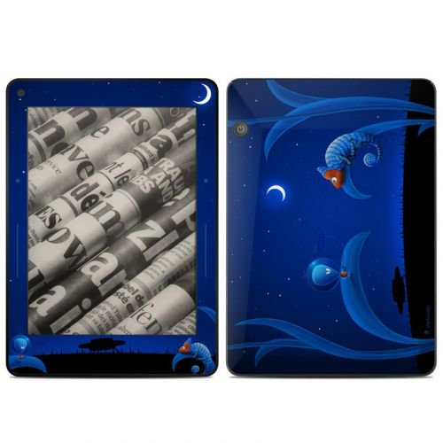 Alien and Chameleon Amazon Kindle Voyage Skin
