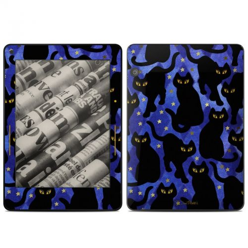 Cat Silhouettes Amazon Kindle Voyage Skin
