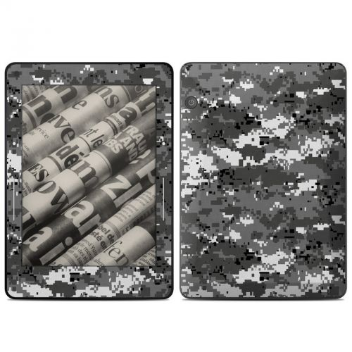 Digital Urban Camo Amazon Kindle Voyage Skin