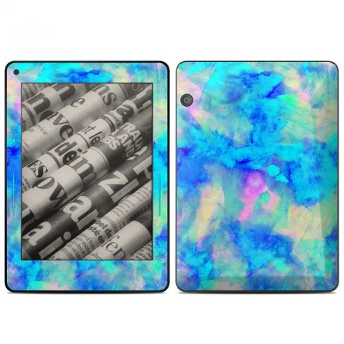 Electrify Ice Blue Amazon Kindle Voyage Skin
