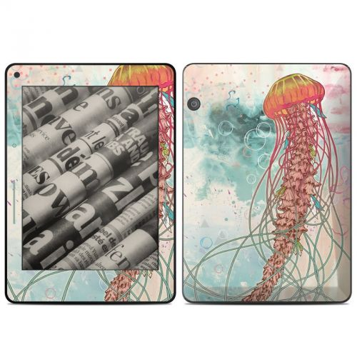 Jellyfish Amazon Kindle Voyage Skin