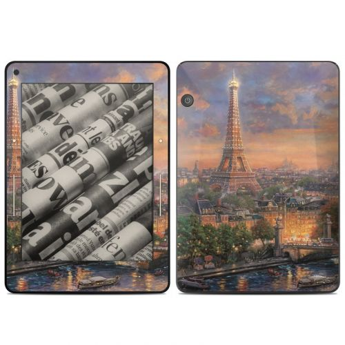 Paris City of Love Amazon Kindle Voyage Skin