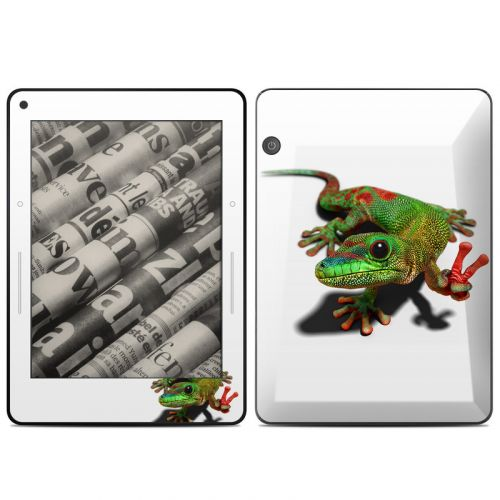 Peace Gecko Amazon Kindle Voyage Skin