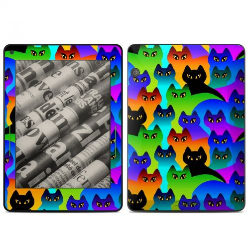 Rainbow Cats Amazon Kindle Voyage Skin
