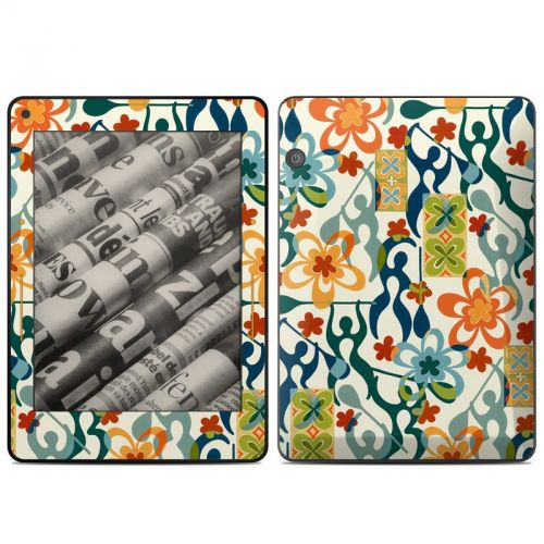 Retro Paddlers Amazon Kindle Voyage Skin